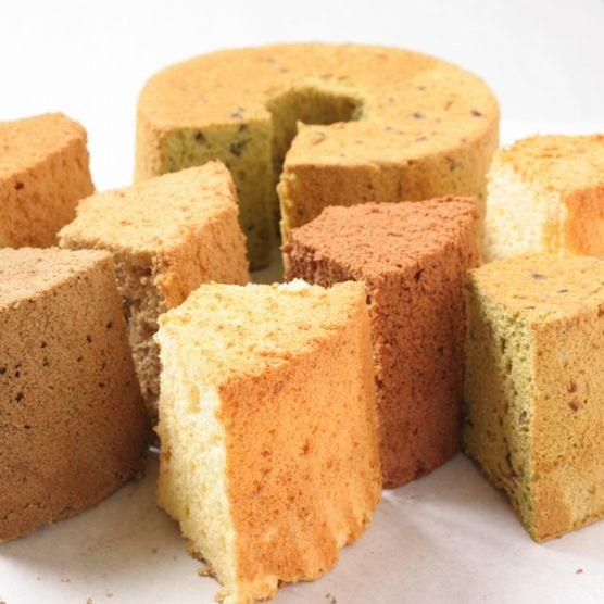 CHIFFON CAKE MENU